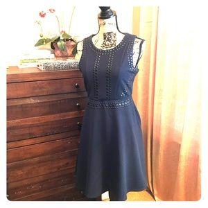 New ! NWT 🔅 Free Generation navy dress